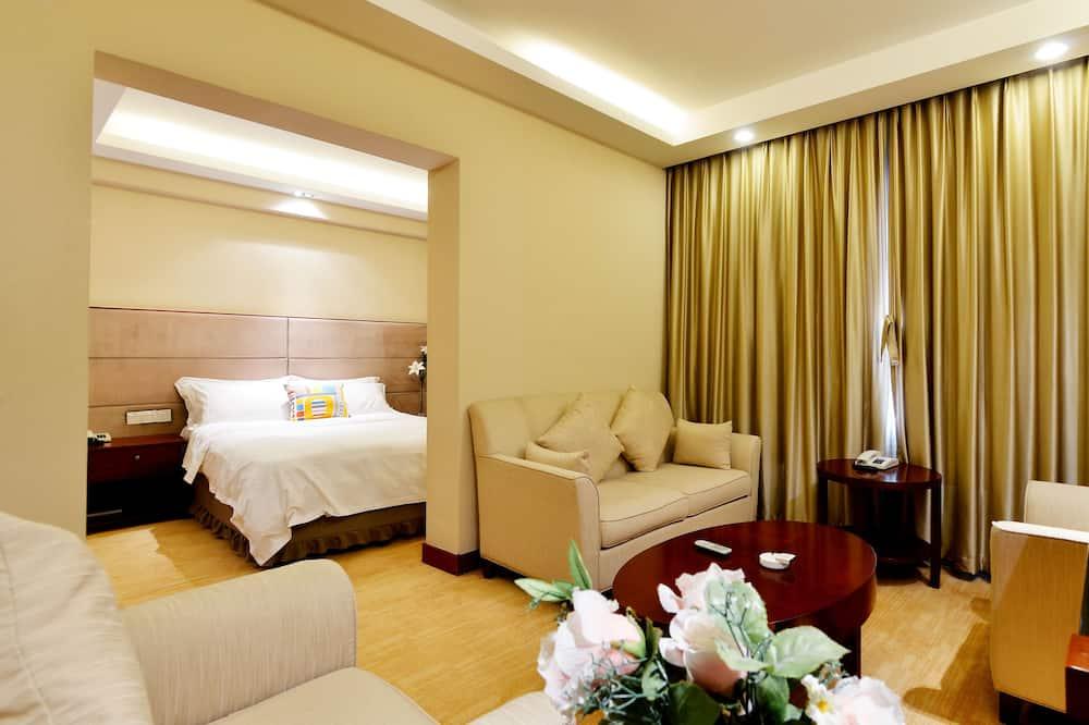 Phòng Suite Executive, 1 phòng ngủ - Phòng tắm
