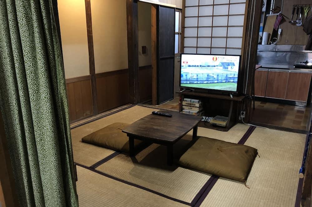 Tradičná štvorposteľová izba, nefajčiarska izba (Tatami, 1-4 People use, Main Building) - Vybraná fotografia