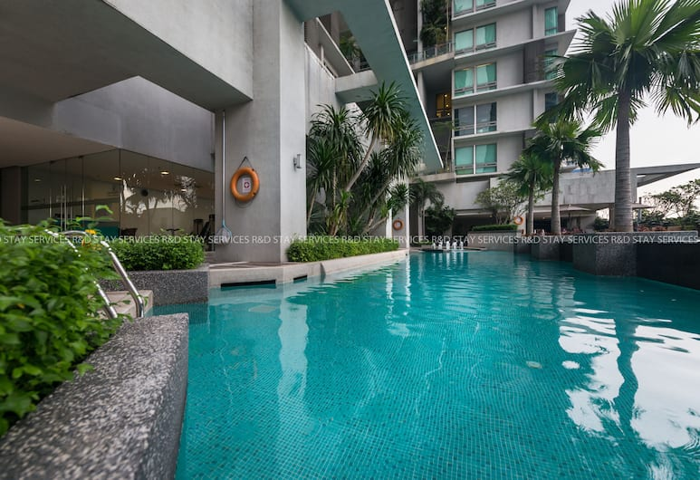 R&D Stay Services, Kuala Lumpur, Outdoor Pool