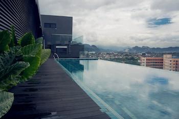 Ipoh — zdjęcie hotelu M Roof Hotel & Residences