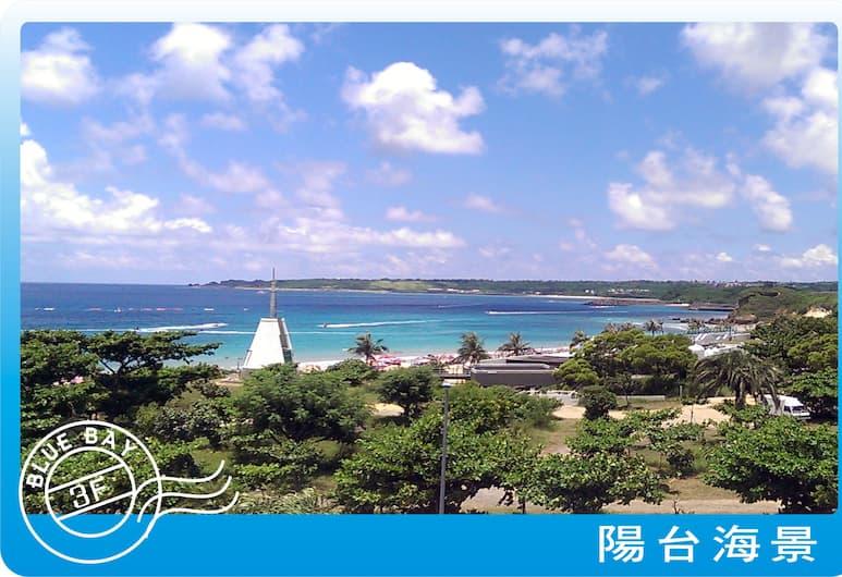 Bluebay Inn, Hengchun, Výhled z hotelu
