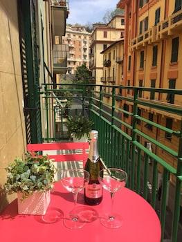 Slika: Cinque Terre Behind ‒ La Spezia