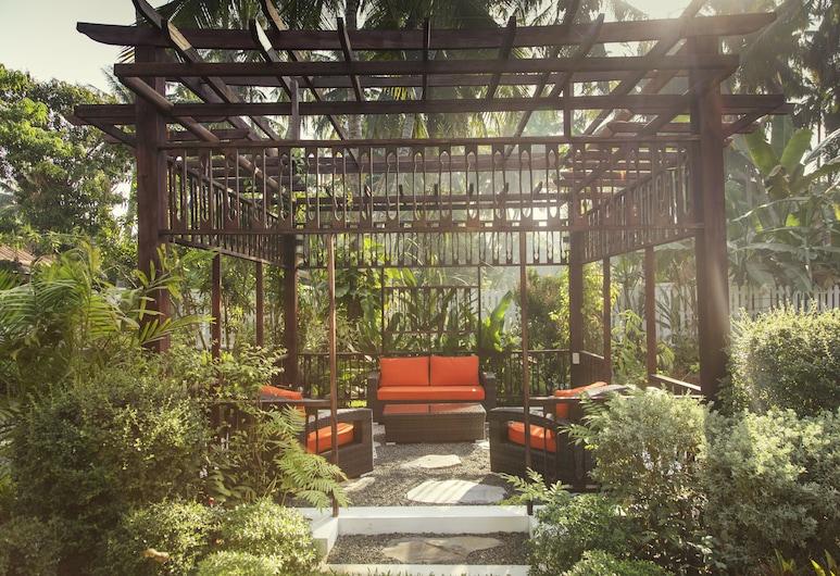 帕拉索布蘭卡龍坡邦酒店, 龍坡邦, 陽台