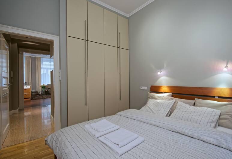 Holec Apartments, Praha, Apartamentai, 1 miegamasis (Ground Floor), Kambarys
