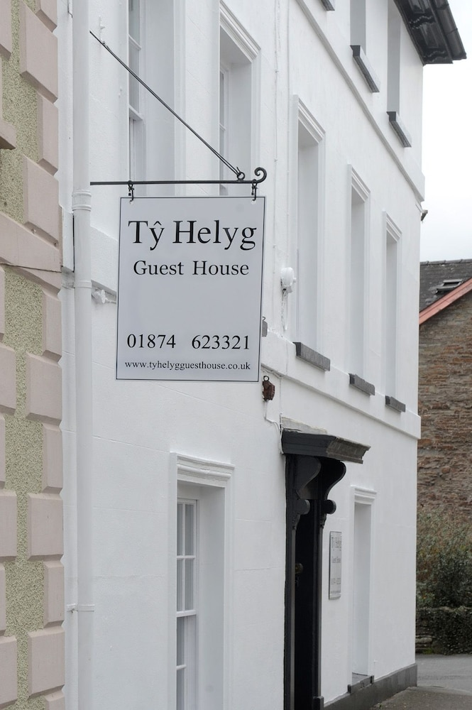 Ty Helyg Guest House, Brecon
