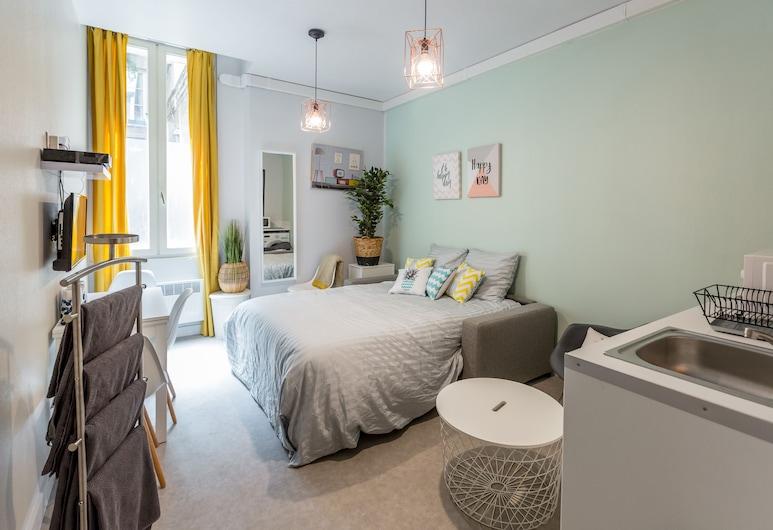 アパートメンツ WS ルーヴル - サントノレ, パリ, クラシック アパートメント 1 ベッドルーム, 部屋