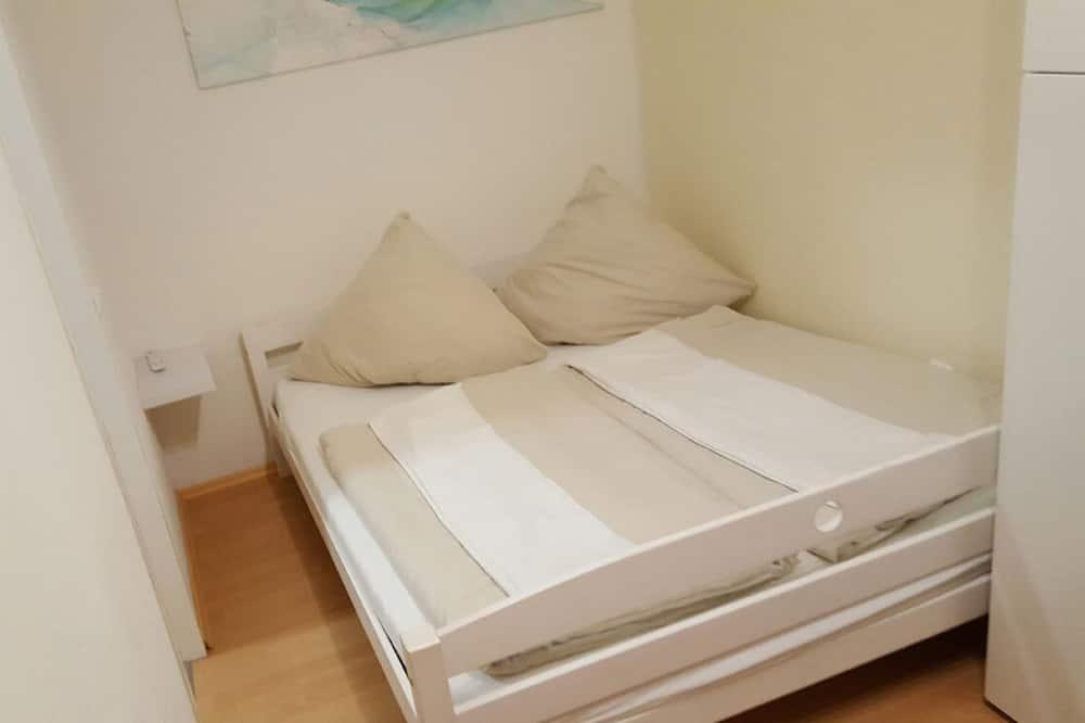 Huoneisto, 1 makuuhuone, Parveke - Oleskelualue