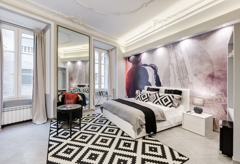 Maison Degli Artisti Suites, Rome