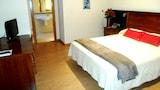 Sélectionnez cet hôtel quartier  San Cibrao Das Vinas, Espagne (réservation en ligne)