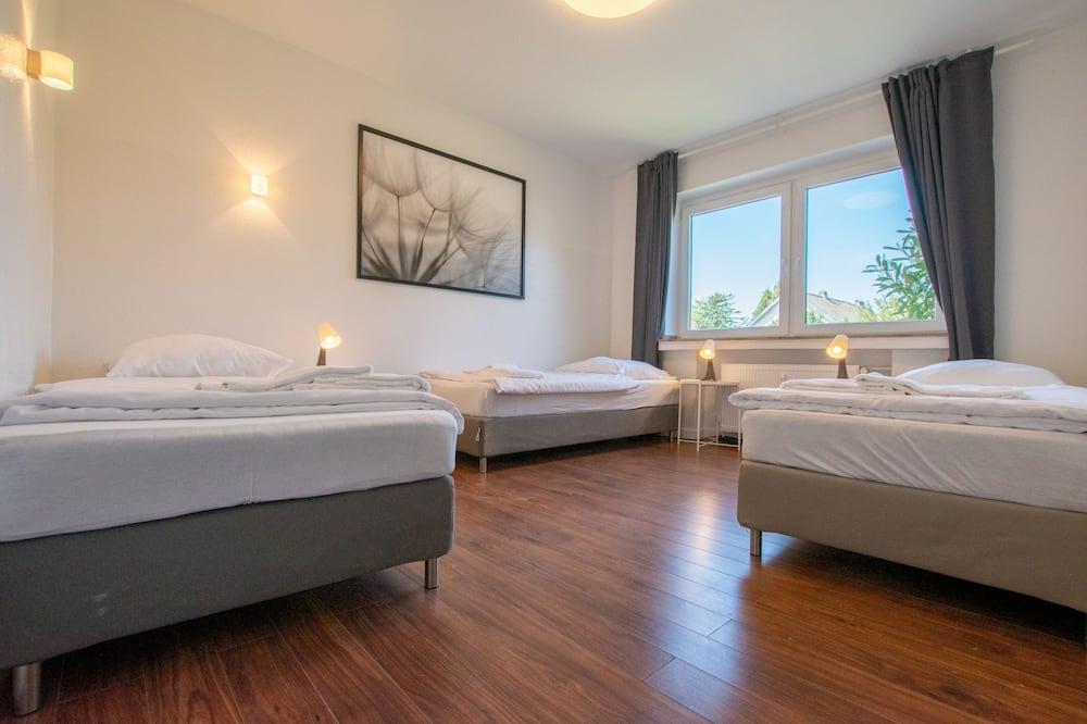 คอมฟอร์ทอพาร์ทเมนท์, 3 ห้องนอน, วิวเมือง (incl.59 EUR cleaning fee) - ห้องพัก