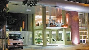 Mynd af Plazza Hotel í Aguas de Lindoia