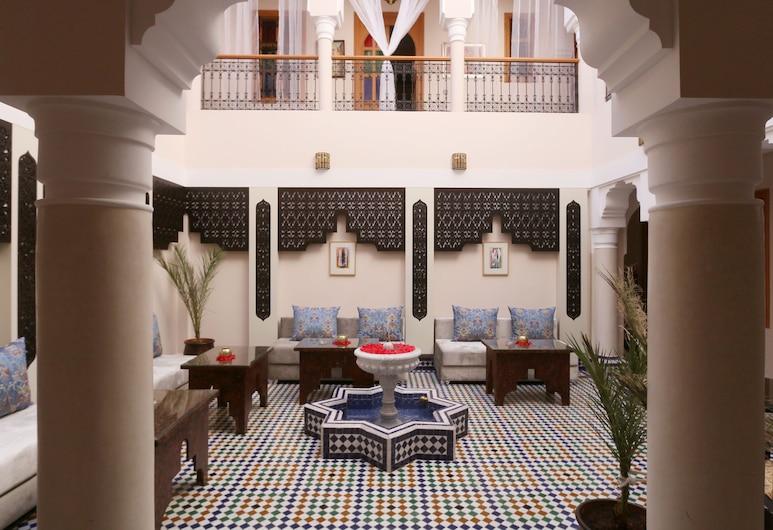 Ksar Le Pacha, Marrakech, Quintal