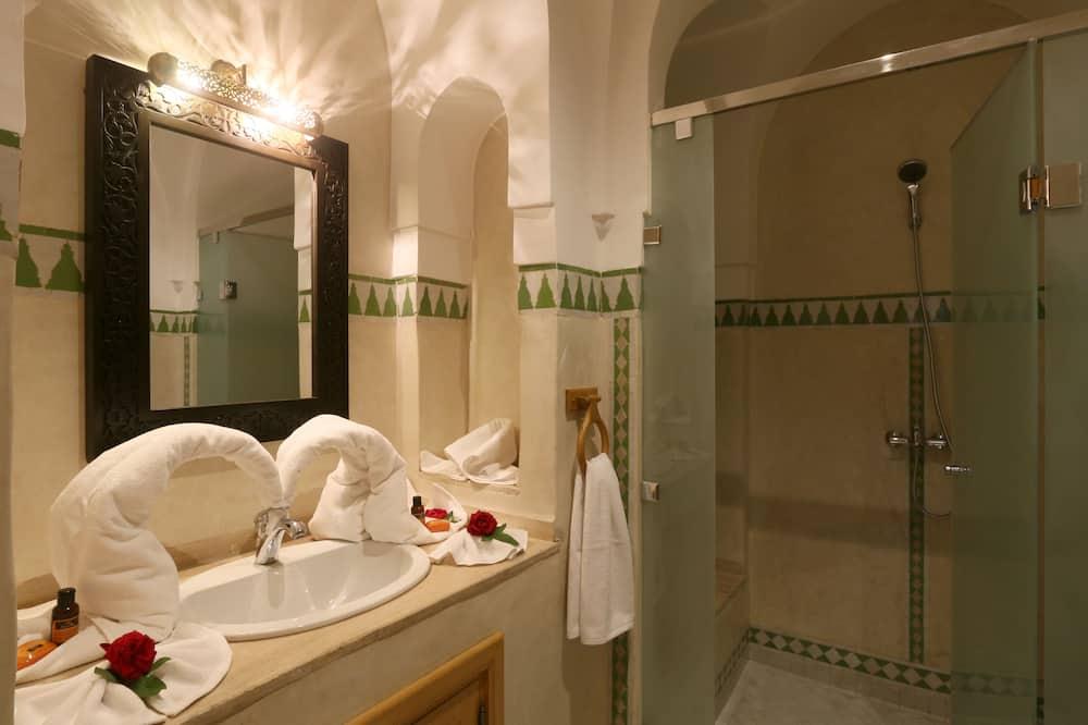 Deluxe-værelse til 3 personer - Badeværelse
