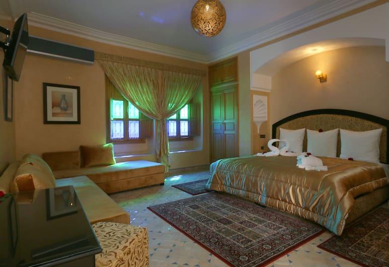 里亞德扎基旅館, 馬拉喀什