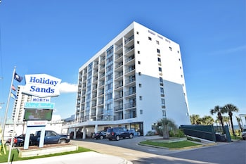 Myrtle Beach bölgesindeki Holiday Sands North On the Boardwalk resmi