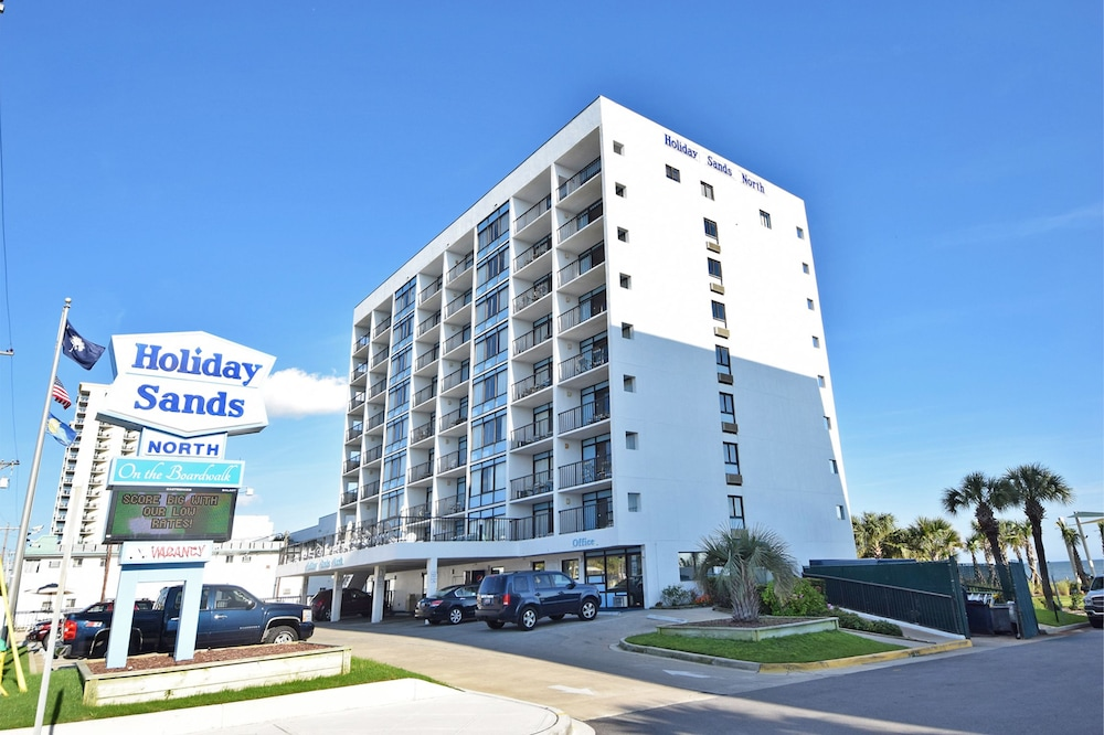 Book Holiday Sands North On The Boardwalk In Myrtle Beach