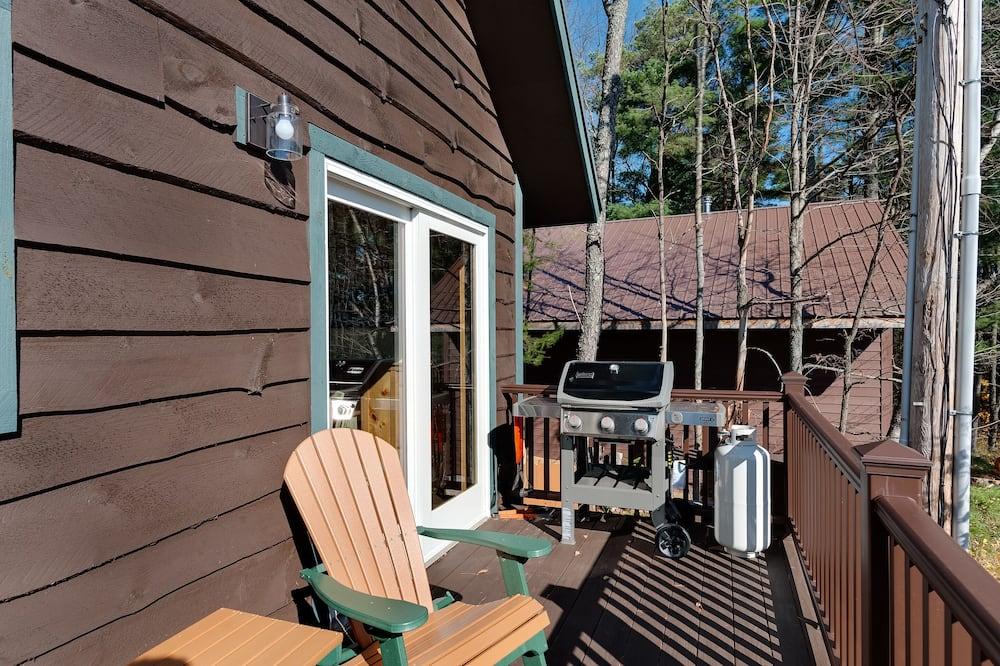 Cabin 16, 3 Bedrooms - Balcony