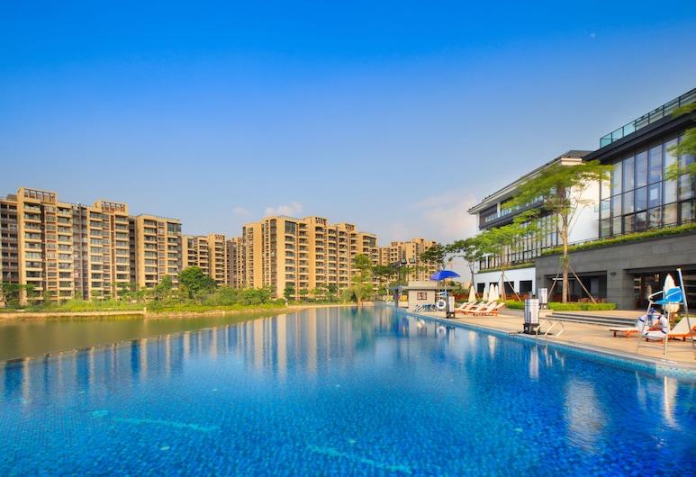 The Canton Residence Foshan, Foshan, Outdoor Pool