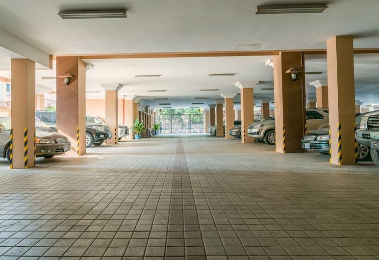 Hampton Hotel & Apartment, Phnom Penh, Ingang binnen