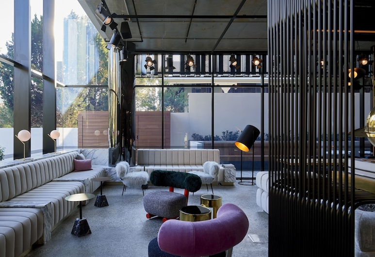 Tribe Perth, West Perth, LUXE PICK-Tribe Comfort Room,Breakfast,Wine,WIFI,Movies,Rottnest Voucher,20% off all Food & Beverage, Hotel Lounge
