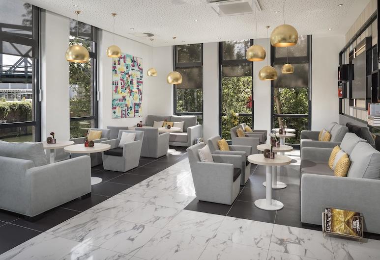 INNSiDE by Melia Hamburg Hafen, Hamburg, Lobby-Lounge