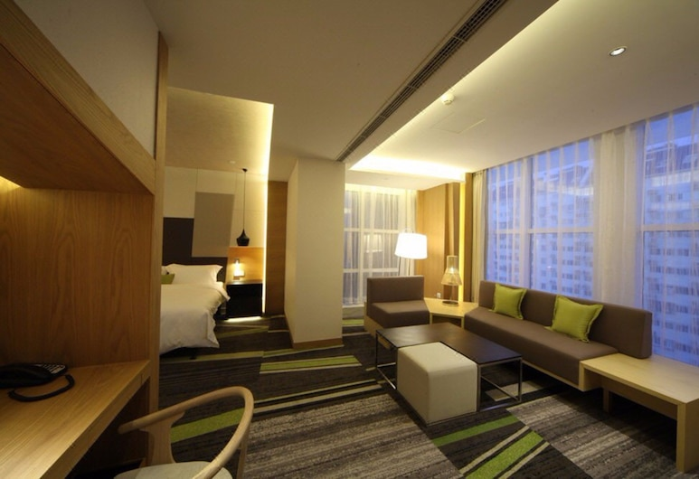 BeiJing Qianyuan Hotel, Pekín, Habitación Deluxe, 1 cama Queen size, Habitación