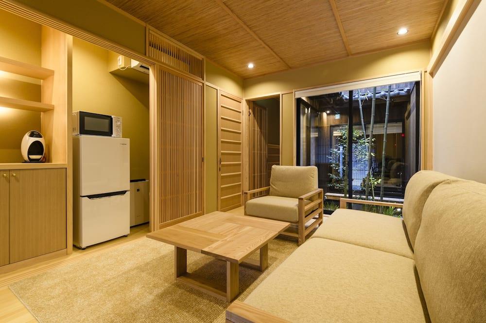 غرفة عادية - لغير المدخنين - غرفة معيشة