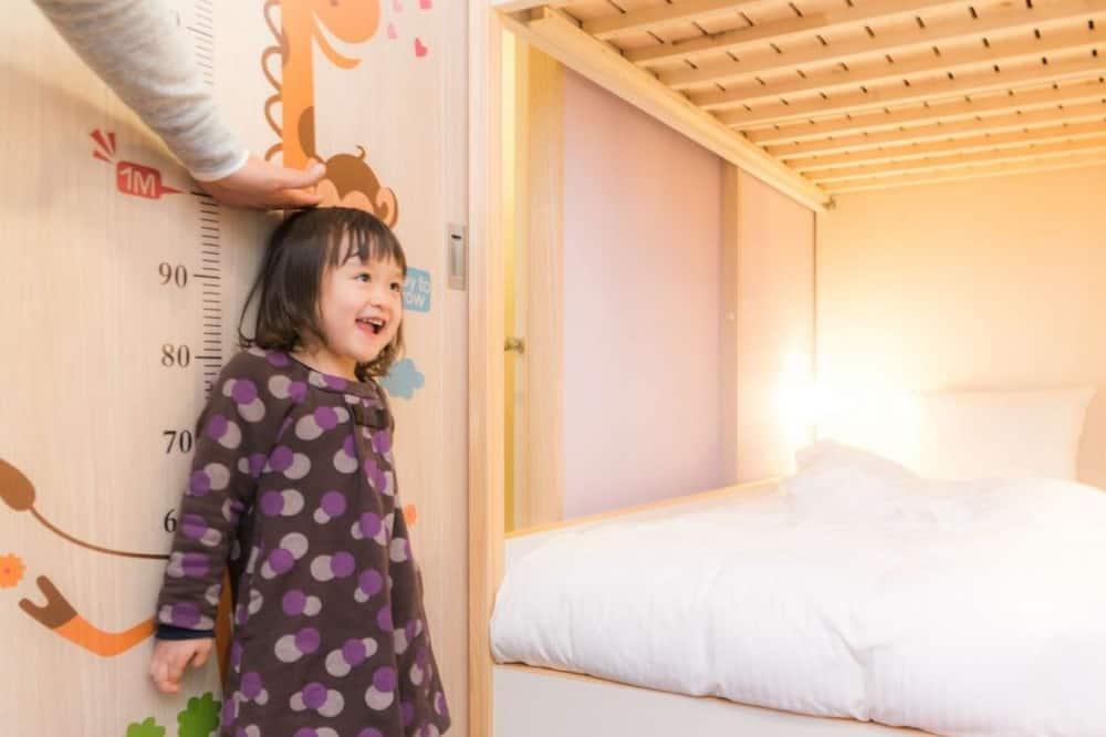 Bunk Bed Room - Children's Theme Room