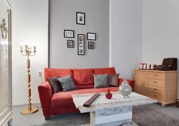 프라하의 프란츠 카프카 아파트먼트 사진