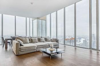 תמונה של Sky Apartments Rentals Service במוסקבה