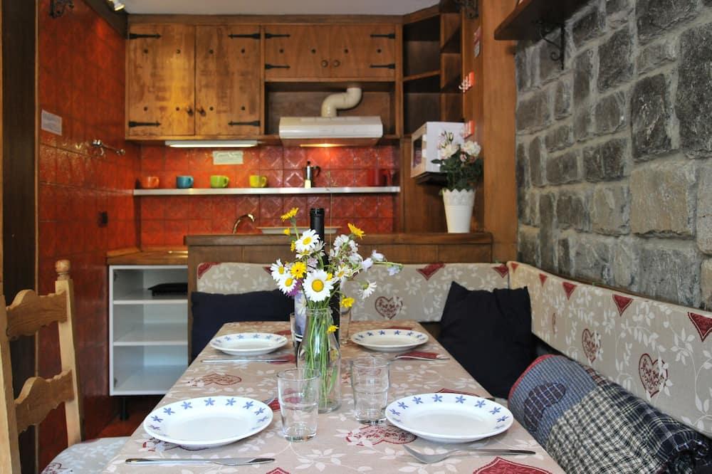 Apartamento panorámico, 1 habitación, vistas a la montaña - Zona de estar