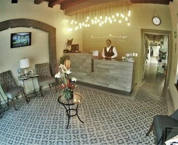 Picture of La Merced Hotel in Colima