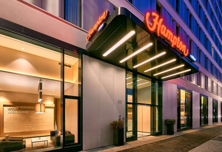 Hampton By Hilton Berlin City Centre Alexanderplatz, Berlin, Utvendig