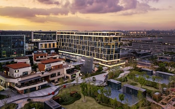 上海虹橋康得思酒店的圖片