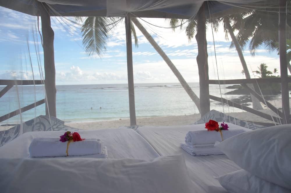 Традиционный номер, 1 спальня, общая ванная комната, с выходом к океану - Номер