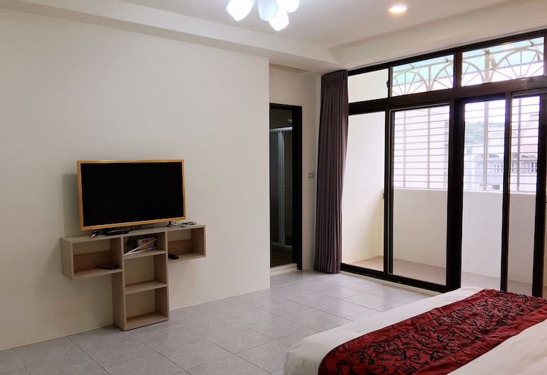 An Yin Bed and Breakfast, Hualien City, Superior Double Room, 3 Bedrooms, Guest Room