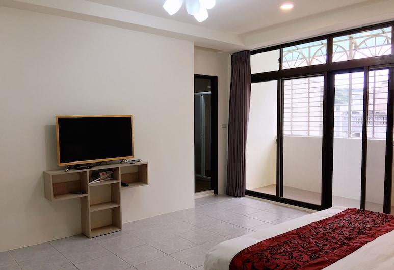 花蓮安隱民宿, 花蓮市, 高級雙人房, 3 間臥室, 客房