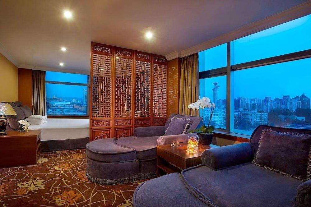 Suite Premier - Vista para a Cidade