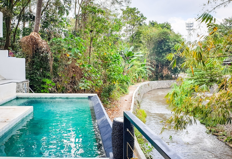 The Paica, Kerobokan, Pool