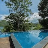 Willa, prywatny basen - Basen z ukrytą krawędzią