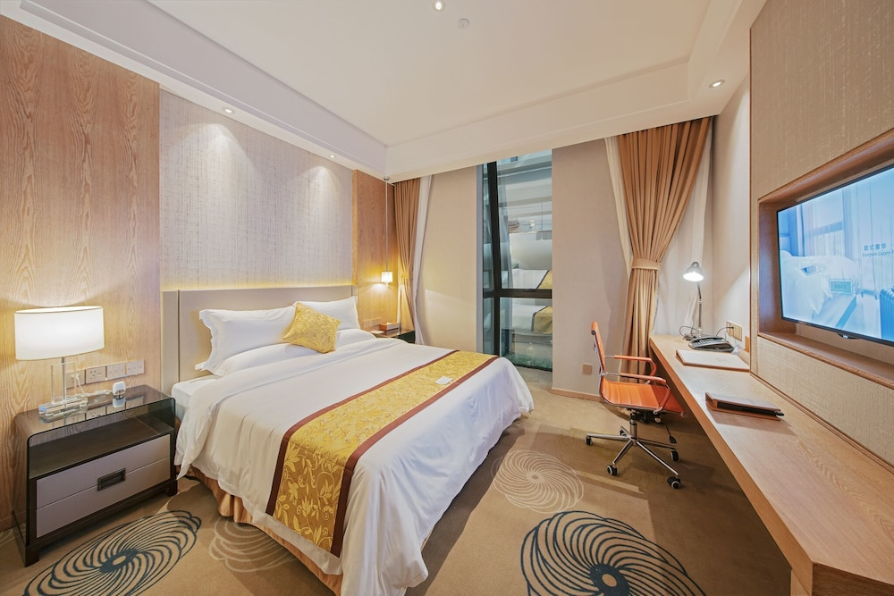 Best Boutique Hotel Shanghai Deluxe Room Guest