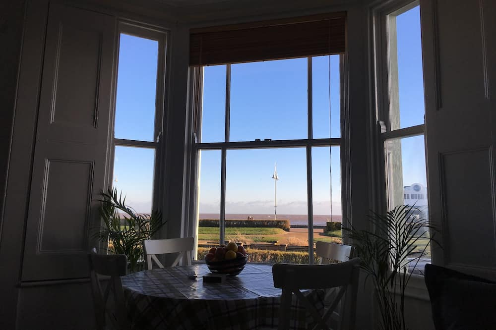Standard Apartment, Private Bathroom, Partial Sea View (Moray Beach View) - View from property