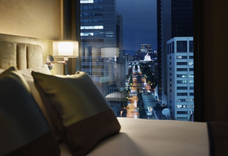 Hotel The Celestine Ginza , Tokyo, Superior Double Room, Non Smoking, Guest Room View