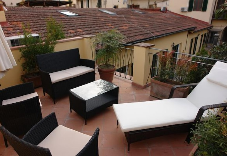 Sun House, Florence, Terrace/Patio