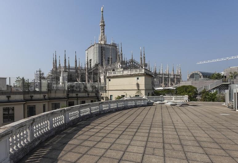 Italianway   - Santa Radegonda, Milan, Studio, Terrace/Patio