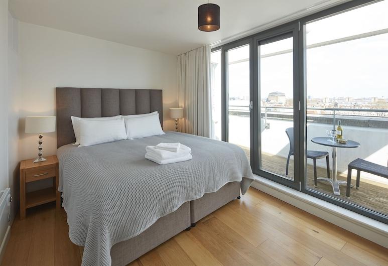 SACO Fitzrovia, לונדון, דירה, חדר שינה אחד (with Sofa Bed), חדר