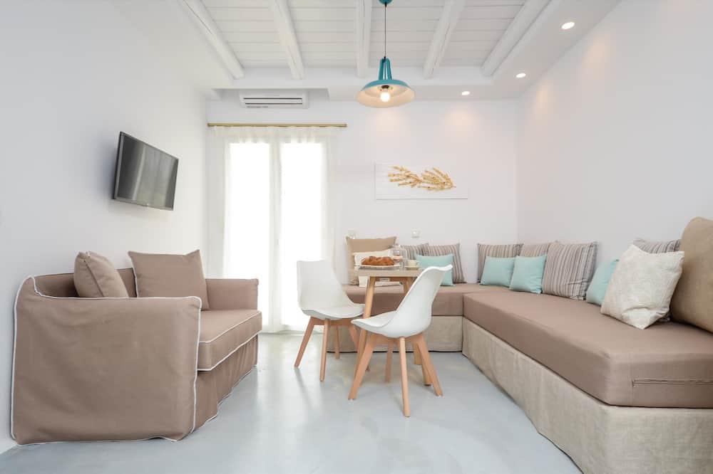 Premium Suite, 1 Bedroom - Living Room