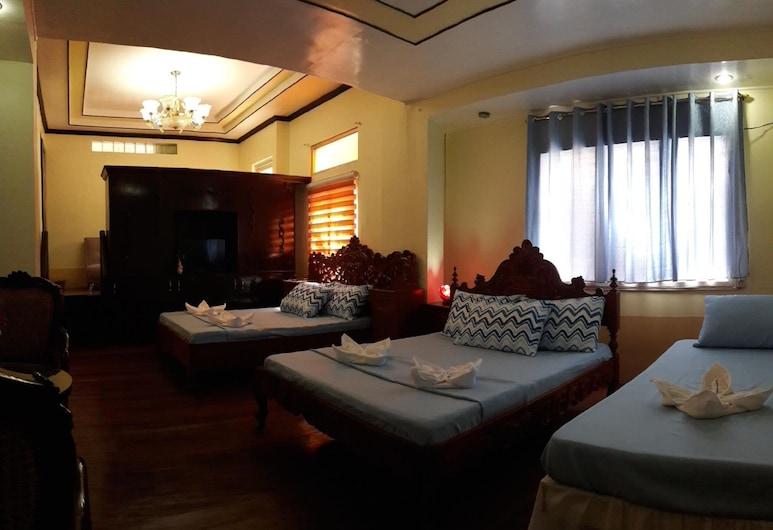 Third & Sean's Place, Legazpi, Suite – family, flere senger, Gjesterom