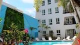 Pasirinkite šį Neįgaliesiems pritaikytas kambarys viešbutį (miestas – Isla Mujeres)