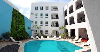 Picture of Hoteles Berny in Cancun